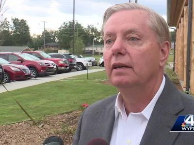 Sen. Lindsey Graham to run for re-election in 2020, has 'zero interest' in Trump appointment