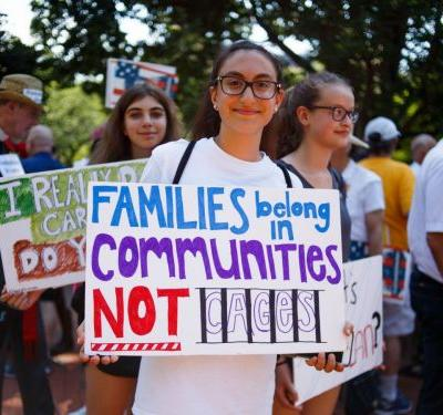 21 Signs From Americans Fed Up With Trump At Families Belong Together Marches