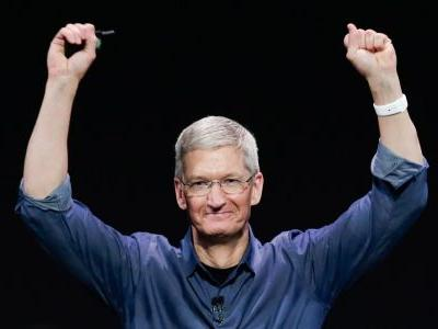 IT'S OFFICIAL: Apple is the first US company worth $1 trillion