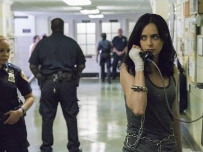 What's on TV: 'Jessica Jones,' 'Darwin Project' and 'Lady Bird'