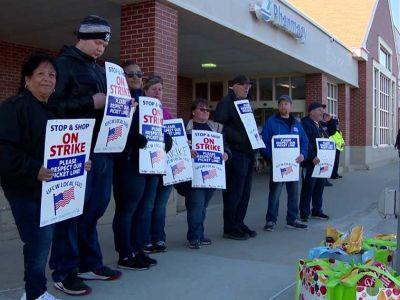 Biden to attend Boston rally in support of striking Stop & Shop workers