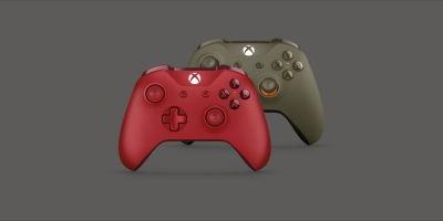 The Xbox One Wireless Controller is now available in two new colors