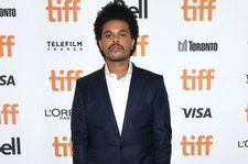 The Weeknd Debuts New Look at Toronto International Film Festival
