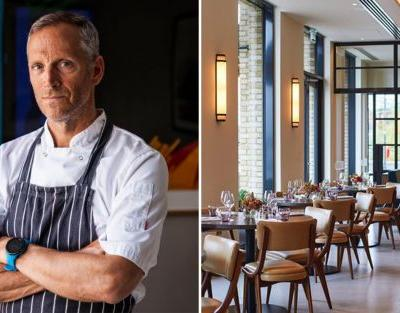 The best places to eat and drink in Barnes, as chosen by chef Phil Howard