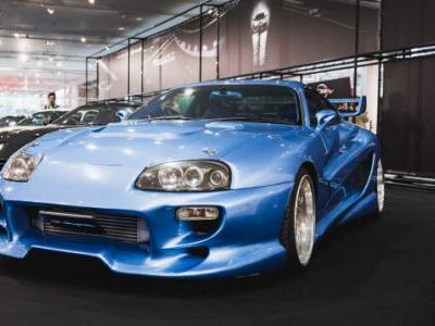 Toyota Brought the Most Iconic Modified Supras to Celebrate the 2020 Supra in Japan