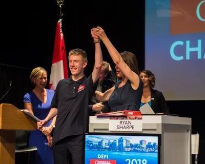 Ottawa teen crowned 2018 Can Geo Challenge champion
