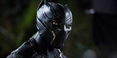 Black Panther SDCC Poster Reveals the Hero's Suit