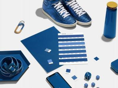 Pantone has named Classic Blue as 2020's Colour of the Year