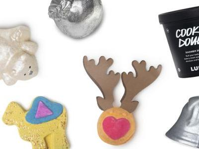 Lush Cosmetics' Christmas Collection 2019 Has Lots Of Cute Critters & Shimmer