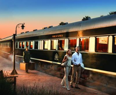 Riding Rovos Rail: the Most Luxurious Train in Africa