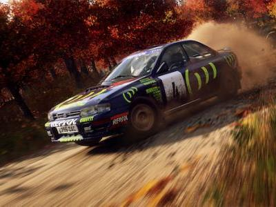 DiRT Rally 2.0 Review - Don't Cut