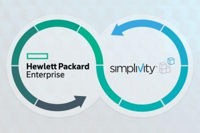 HPE acquires SimpliVity for $650M in cash