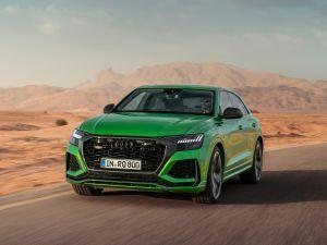 Audi At 2019 LA Auto Show 2020 RS Q8 SUV Unveiled