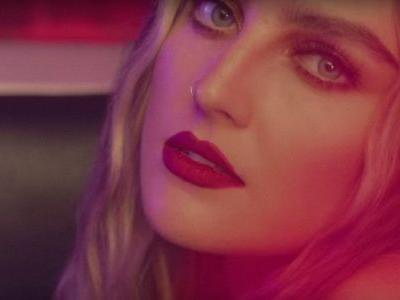 Pinch Perrie Edwards's Music Video Beauty Look For Just £12