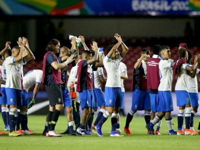 Brazil booed in Copa opener, but bright spots emerge for Tite