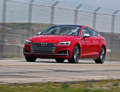 2018 Audi S5 Sportback, Tested in Depth: Fast Hatch with a Slight Catch
