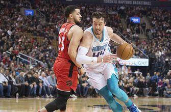 Hornets LIVE To GO: Hornets fight hard but lose third straight in Toronto