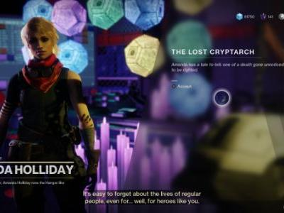 Destiny 2: The Lost Cryptarch murder mystery