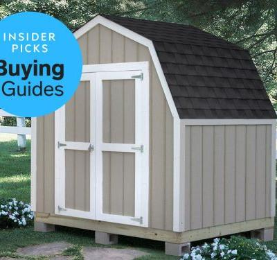 The best outdoor storage sheds you can buy