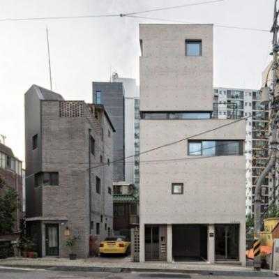 Micro Housing S / Architects H2L