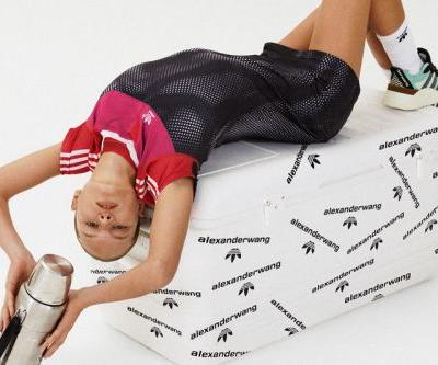 Adidas Originals by Alexander Wang Keeps Sporty Cool With FW18 Collection