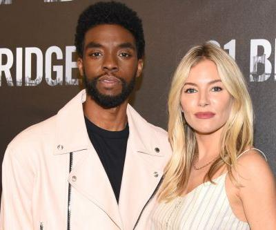 Chadwick Boseman took pay cut to boost co-star Sienna Miller's salary