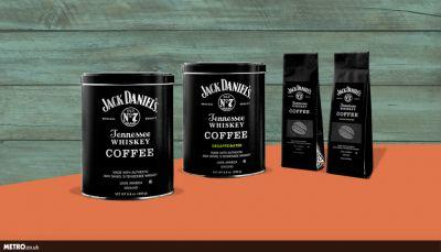 Jack Daniel's coffee is here to brighten your morning