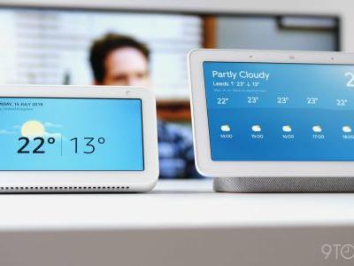 Google Nest Hub: How does the Amazon Echo Show 5 compare?