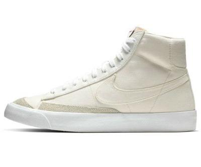 "Nike Refurbishes the Blazer Mid With New ""Canvas Pack"""
