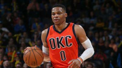 Russell Westbrook breaks Oscar Robertson's single-season triple-double record
