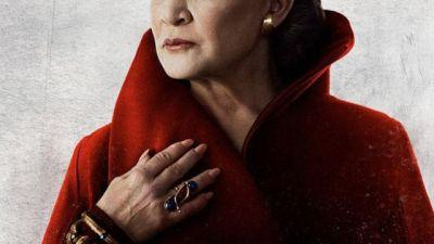 Johnson, Isaac Talk Carrie Fisher in Last Jedi, Details on Dern & Del Toro's Characters