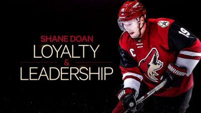The loyalty and leadership of Shane Doan