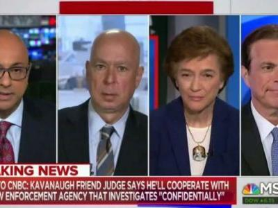 Mark Judge's Lawyer Says He's Willing to 'Answer Any and All Questions' from Law Enforcement