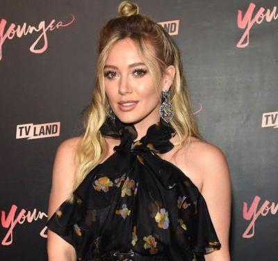 Hilary Duff revealed her best advice for new moms, and it's surprisingly simple