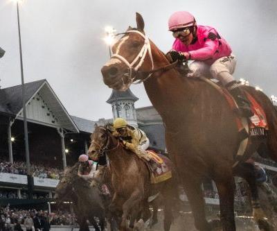 Maximum Security threatens legal action after 'egregious' Kentucky Derby DQ