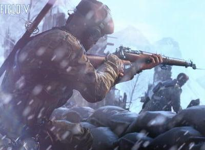 Early 'Battlefield V' closed alpha gameplay is simply breathtaking