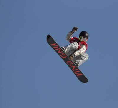 2018 Winter Olympics: USA's Jamie Anderson soars to silver in big air