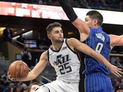 Jazz stop three-game slide with decisive win over Magic