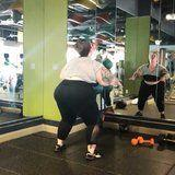 Tess Holliday Has Some Advice For the Haters Who Vilified Her Booty Workouts