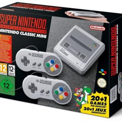These are the best prices for the NES Mini and SNES Mini on Black Friday