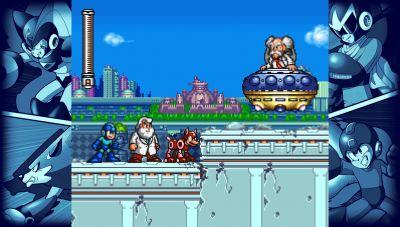 Mega Man Legacy Collection 2 coming this year, sadly without a Switch version