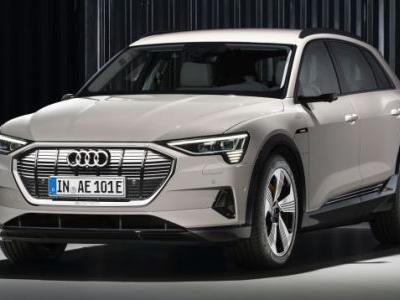 The 2019 Audi E-Tron is a $74,800 All-Electric SUV That Can Do 0-60 in 5.5 Seconds