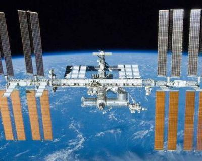 ISS toilet system privacy stall installation caused big water leak