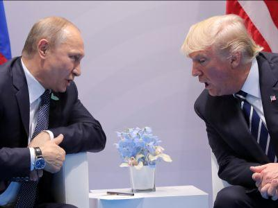 Trump rages at media for reporting previously undisclosed meeting with Putin
