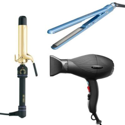 Styling Tools 101: Hot Tools and When to Upgrade