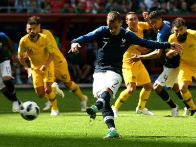 Griezmann admits fortunate France 'must do better' after being bailed out by Pogba & VAR