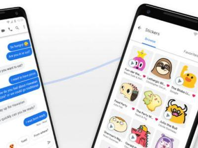 Google to roll out RCS messaging to US Android devices