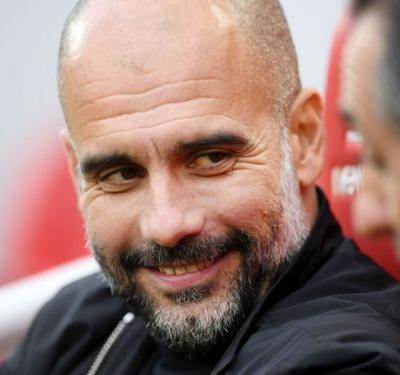 No worries for Guardiola over post-NFL Wembley pitch