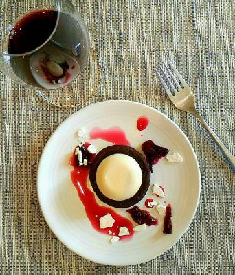 Flourless Chocolate Cake and Coffee Mousse from Kendall-Jackson Pastry Chef Robert Nieto