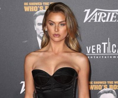 Lala Kent caught drinking outside at Cannes Film Festival